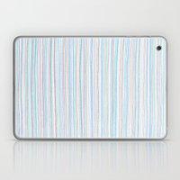 Pattern With Orange Dots Laptop & iPad Skin