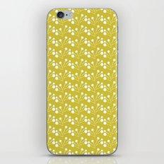 billy ball iPhone & iPod Skin