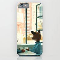 iPhone & iPod Case featuring Cup of Coffee by Erik Krenz