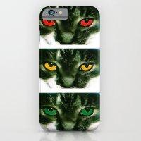 CAT CROSSING iPhone 6 Slim Case