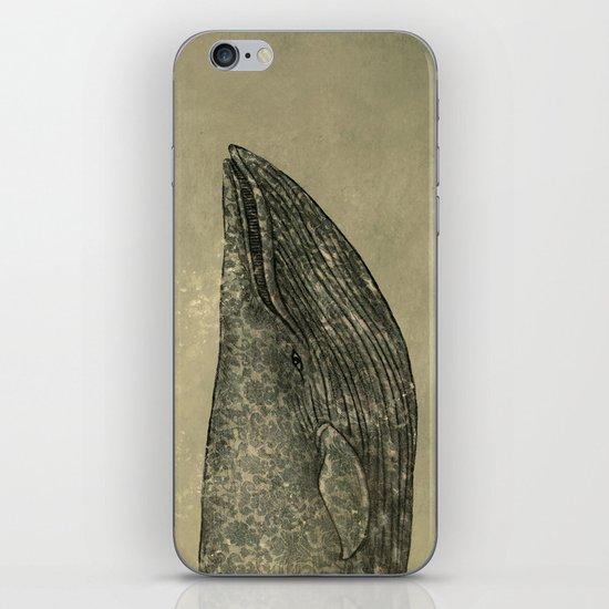 Damask Whale  iPhone & iPod Skin