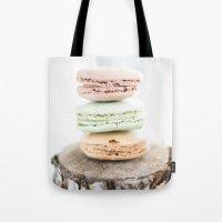 Macarons from Paris Tote Bag