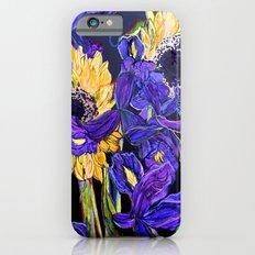 Sunflower & Iris Slim Case iPhone 6s