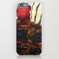Hot Fudge Brownie iPhone 6 Slim Case