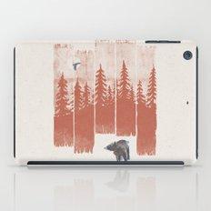 A Bear in the Wild... iPad Case