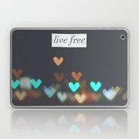 Live Free  Laptop & iPad Skin