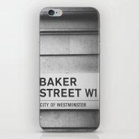 Oh, Sherlock! iPhone & iPod Skin