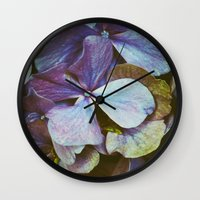 Goodbye Summer. Wall Clock