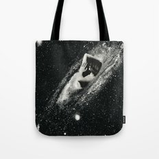 The black hole Tote Bag