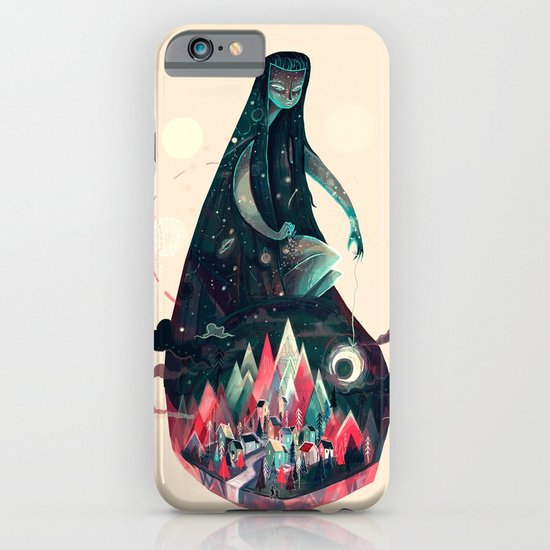 Night Time. iPhone & iPod Case