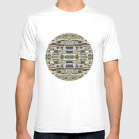 Super Egg Hunt Mens Fitted Tee White SMALL