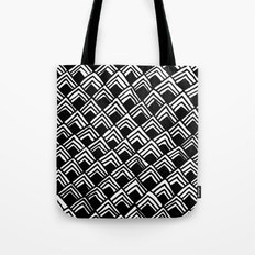 Hand-drawn Pattern Tote Bag