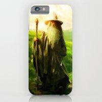 Gandalf's Return - Paint… iPhone 6 Slim Case