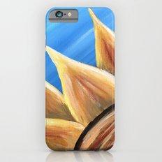 Fall Sunflower Slim Case iPhone 6s