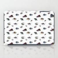 Dozens Of Eyes iPad Case