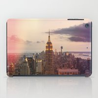 Skyline NYC iPad Case