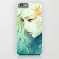 iPhone & iPod Case featuring April by Anna Dittmann