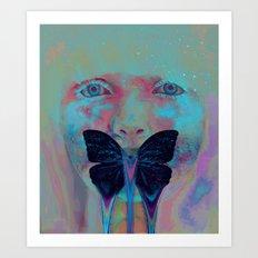 Virginea Art Print