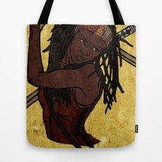 Michonne Tote Bag