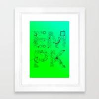 EMPK Framed Art Print