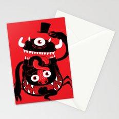 Mister Monster Stationery Cards