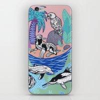 Tropical Island iPhone & iPod Skin