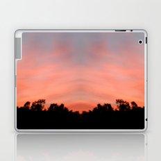Fire in the Sky Laptop & iPad Skin