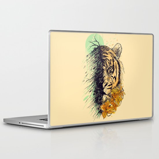 Fade Laptop & iPad Skin