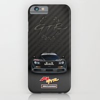 1995 McLaren F1 GTR Le Mans Winner iPhone 6 Slim Case