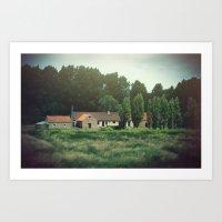 Belgium Art Print