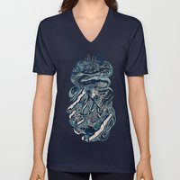 Life & Love at Sea Unisex V-Neck