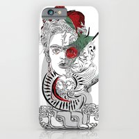 iPhone & iPod Case featuring mother frida by bRIZZO