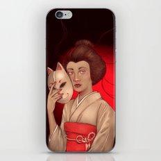 Tamamo no Mae iPhone & iPod Skin