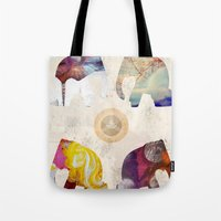 Elevated Options No#1 Tote Bag