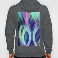Abstract background G142 Hoody