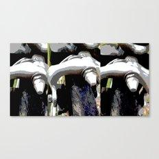 Freno de Bicicleta - Bike Brake Canvas Print