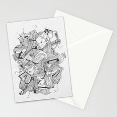 Art of Geometry 3 Stationery Cards
