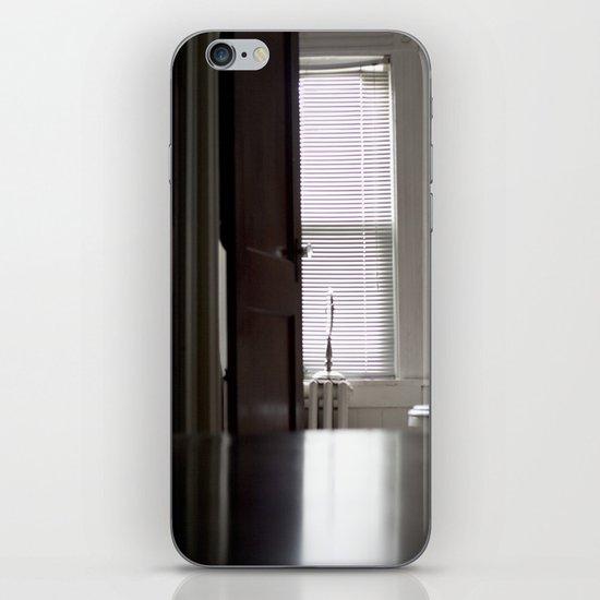 Sunken room iPhone & iPod Skin