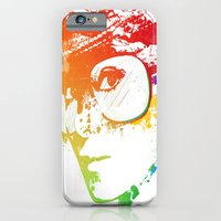 iPhone & iPod Case featuring Audrey splash by D77 The DigArtisT