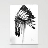 Native Living Stationery Cards