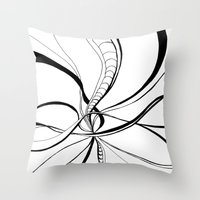Benthic Realm Throw Pillow