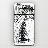SF Bay Bridge iPhone & iPod Skin