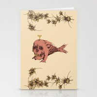 Tinkerfish Stationery Cards