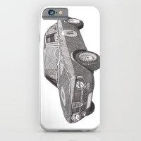Alfa Romeo GT 1300 junior iPhone 6 Slim Case