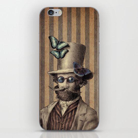Doctor Popinjay iPhone & iPod Skin
