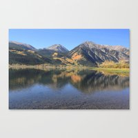 Twin Lakes, CO Canvas Print