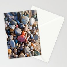 Beach Rocks Stationery Cards