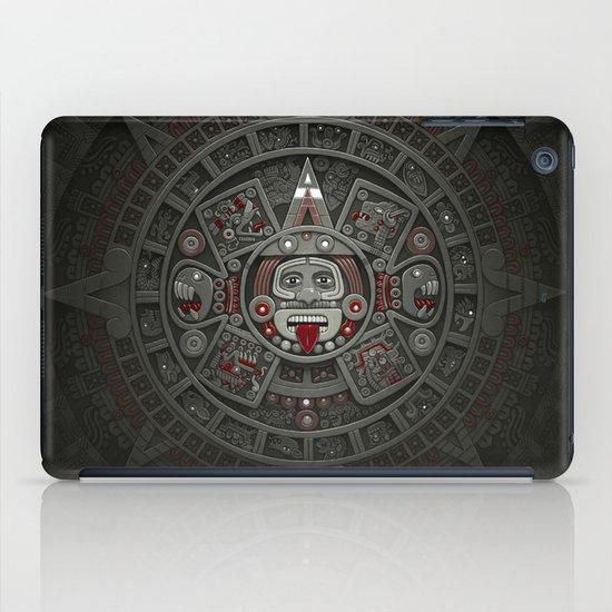 Stone of the Sun I. iPad Case
