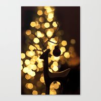 Christmas Cheer Canvas Print