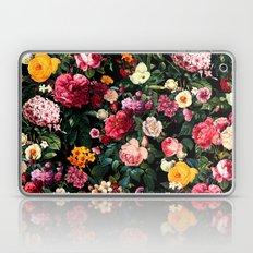 Floral D Laptop & iPad Skin